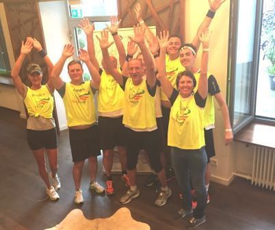 Logivest & Friends auch 2017 beim YoungWings Charity-Run am Start