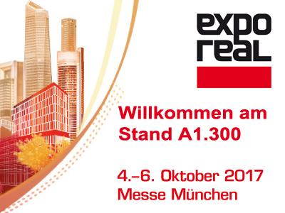 ExpoReal 2017 | Messe München